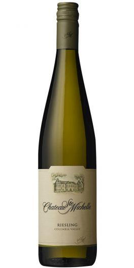 Chateau Ste Michelle, Riesling 2019
