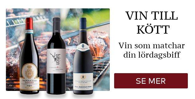 Vintervin - rödvin som passar till snöväder och kalla dagar